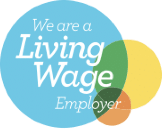 Lattice Lodge is a Living Wage employer
